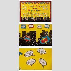 Best 25+ Superhero Bulletin Boards Ideas On Pinterest  Superhero Classroom Theme, Superhero