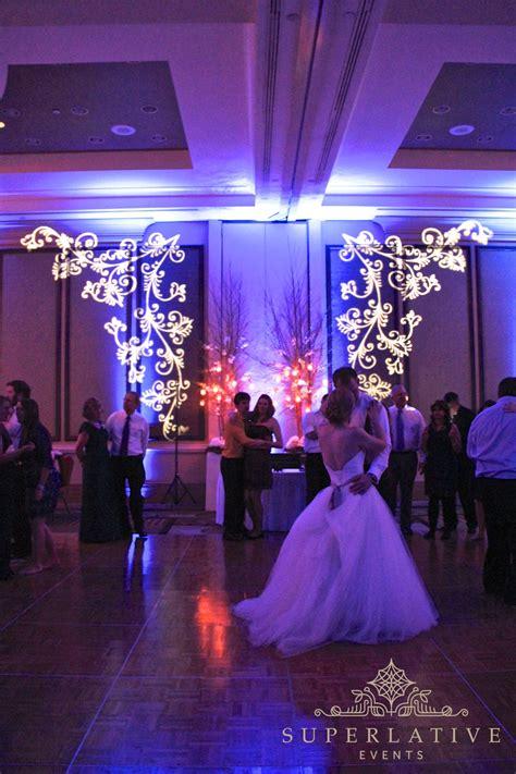 transform  hotel ballroom  lighting