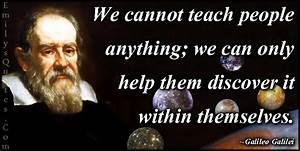 GALILEO QUOTES image quotes at hippoquotes.com