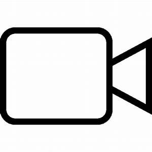 Computer Hardware Video Camera Icon | iOS 7 Iconset | Icons8
