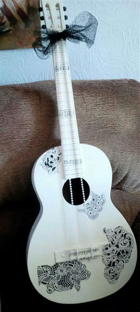 shabby chic guitars 17 best images about shabby chic vintage steunk modern rustic instruments on pinterest