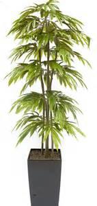 artificial slim mango tree and artificial handbuilt trees at evergreen
