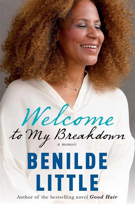 Welcome To My Breakdown  Book By Benilde Little