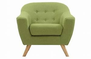 Fauteuil Scandinave Vert : fauteuil scandinave vert pi ce vivre ~ Teatrodelosmanantiales.com Idées de Décoration