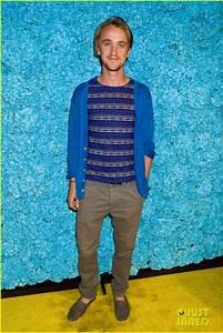Tom Felton: Just Jared's 30th Birthday Bash with Jade ...