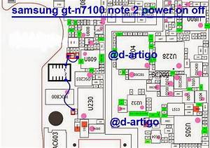 Samsung Galaxy Note Ii N7100 Power On Off Button Ways