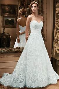 Vintage lace wedding dresses with sweetheart neckline ipunya for Lace dress for wedding