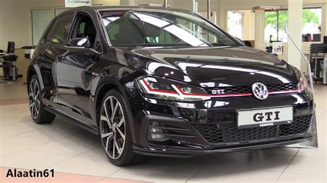 golf 1 nieuw interieur volkswagen golf gti 2018 new facelift in depth review