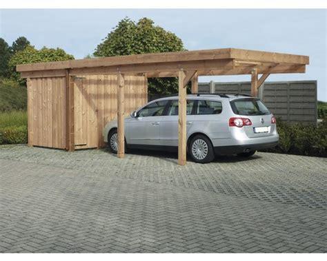 Carport Gera 2 Mit Aluminiumdach, Douglasie Jetzt Kaufen