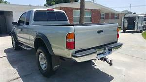 2004 Toyota Tacoma Extended Cab V6 4x4 5 Speed Manual Low