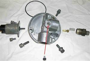 Pagoda Sl Group Technical Manual    Engine    Coldstartvalve