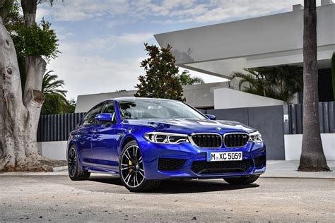 Bmw M5 Blue by World Premiere 2018 Bmw M5 600 Hp And Awd