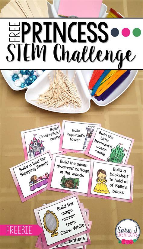 princess stem challenge stem boxes kindergarten stem 469 | ae3f1707444409ab50976a4110bf8e38