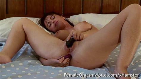 Babe Needs Anal While Masturbating To Orgasm