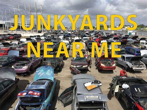 Furniture Junk Yards Near Me