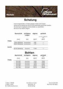 Bohlen Und Marken : holz widmann gmbh olching bauholz schalung und bohlen ~ Frokenaadalensverden.com Haus und Dekorationen
