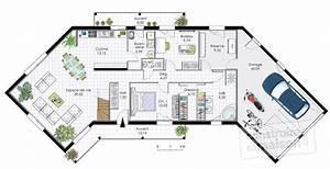 plan de maison 250 m