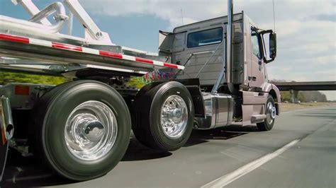 driving volvos   adaptive loading truck news