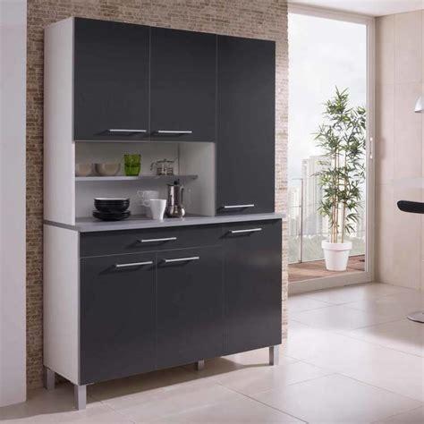 meuble cuisine bas 120 cm buffet de cuisine avec 6 portes et 1 tiroir largeur 120cm