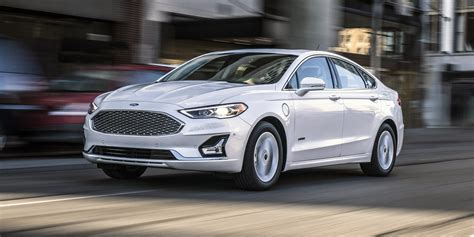 2018 Ford Fusion Hybrid Configurations by 2019 Ford Fusion Energi Gets Longer Electric Range