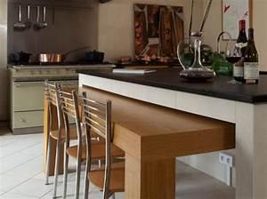63 modeles originaux de table gain de place archzinefr for Table de salle a manger modulable pour petite cuisine Équipée