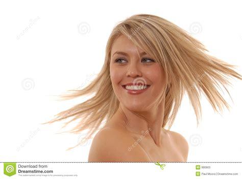 Lovely Lady Three Stock Image. Image Of Isolated, Smiling
