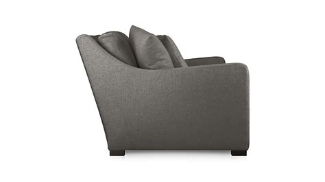 verano sofa smoke crate and barrel