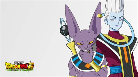 dragon ball super broly beerus  whis wallpapers cat  monocle