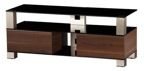 meuble tv sonorous meuble tv sonorous md9120 b inx wnt verre noir noyer