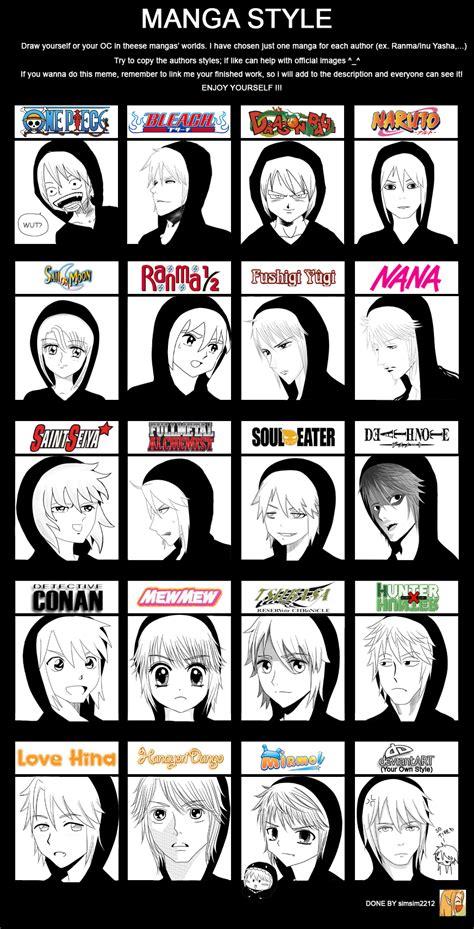 Manga Memes - manga style meme by shocofactory on deviantart
