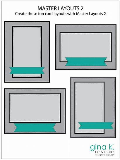 Master Layouts Layout Template Card Sheet Idea