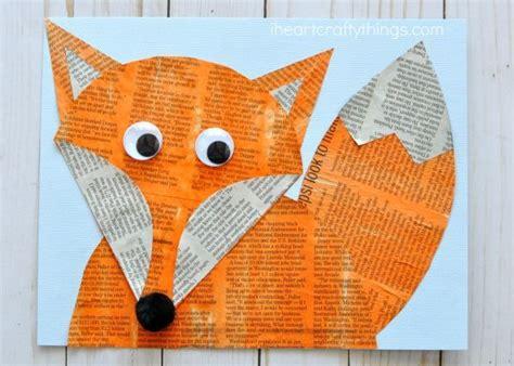 Best 25+ Fox Crafts Ideas On Pinterest