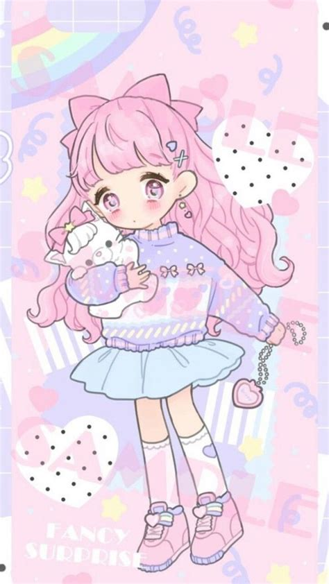 Kawaii Anime Wallpaper - best 25 kawaii wallpaper ideas on kawaii