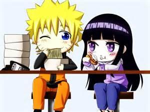 Naruto and Hinata Chibi