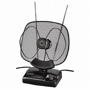 Antenne Intérieure Amplifiée 60 Db : antenne interieure tv pas cher ~ Dailycaller-alerts.com Idées de Décoration