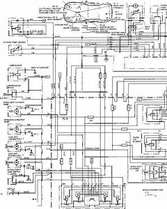 Wiring Diagram Type 944944 Turbo 944 S Model 87 S