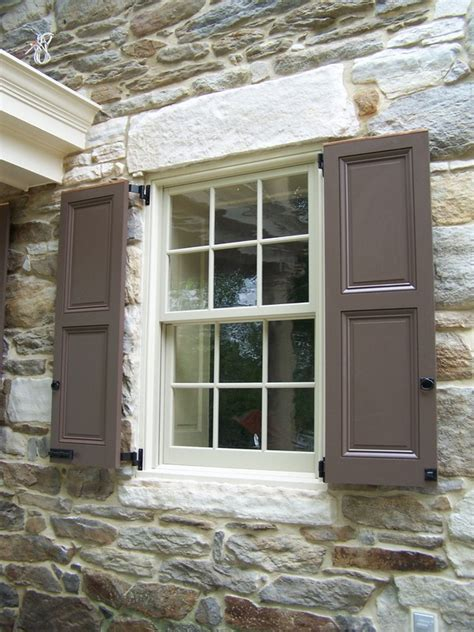 Exterior Windows Shutters   Marceladick.com