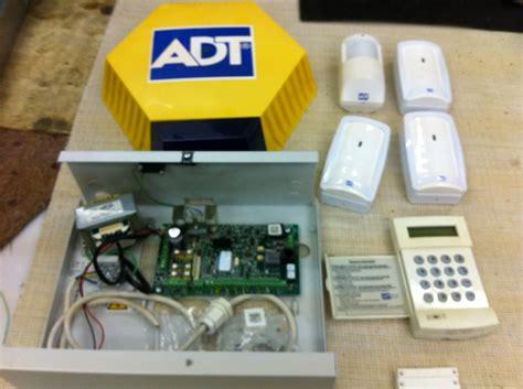 adt corporation adt alarm box box information center