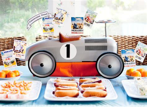 cuisine cing car grand prix birthday