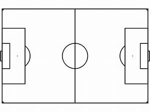best photos of blank football field template football With blank football field template