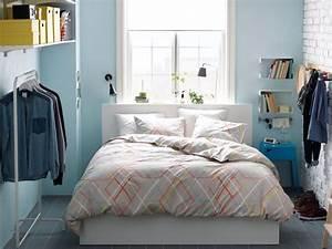 Chambre Gain De Place : comment optimiser l 39 espace dans une petite chambre cocon d co vie nomade ~ Farleysfitness.com Idées de Décoration