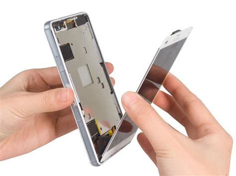 sony xperia z3 compact lcd screen replacement ifixit repair guide