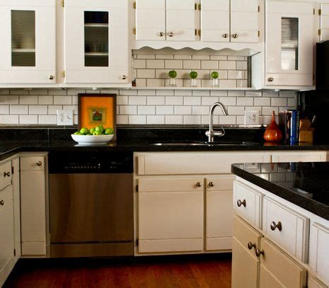 kitchen cabinets cleaning recession busters subway tile backsplash for 95 00 2925
