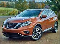 2017 Nissan Murano Goes On Sale From $30,640 autoevolution