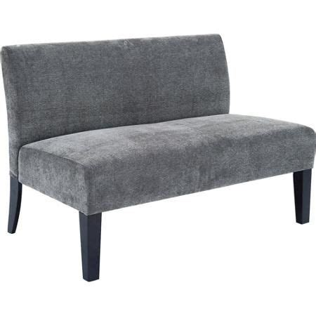 Futon Settee by Solid Deco Loveseat Home Living Room Furniture
