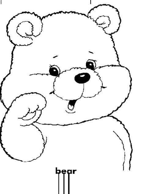 cartoons clip art care bears picgifscom