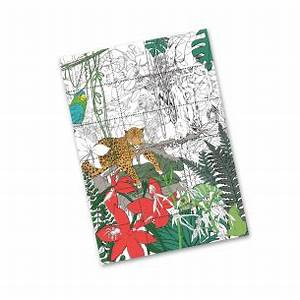 My Xxl Poster : get this free xxl coloring poster with your 2nd shipment unfold and color this stunning jungle ~ Orissabook.com Haus und Dekorationen