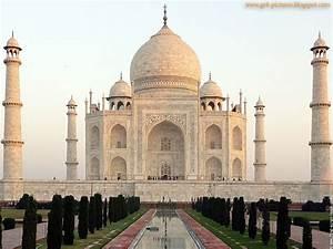 HD Wallpapers: Taj Mahal
