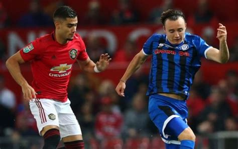 Andreas Pereira reacts to drawing Chelsea in Carabao Cup ...