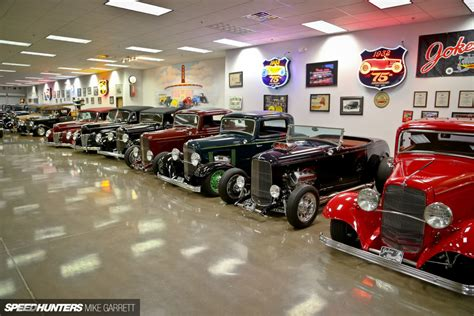 collectors car garage a central california garage tour speedhunters